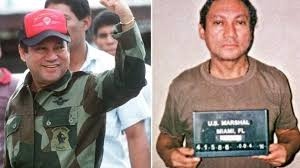 Image result for Noriega had been indicted in the U.S. on drug trafficking charges.
