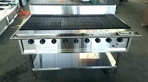 indoor built in natural gas grill kitchen outdoor room designs for flat top gr