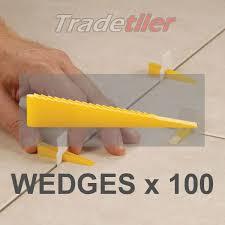 lash tile levelling wedges bag of 100