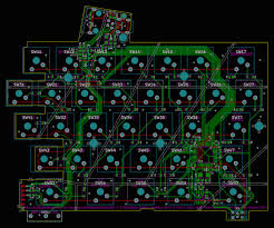 customized keyboard tutorial for hackers and developers toptal Custom Mechanical Keyboard Wiring Diagram programming a keyboard starts with designing a printed circuit board Keyboard PS 2 Pinout