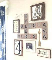 letters for wall decor wall letter decor wall decor plus letter wall decor with large scrabble