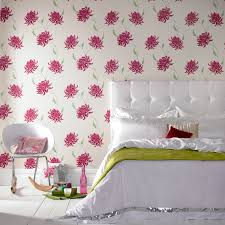 Pink And White Wallpaper For A Bedroom Pink Bedroom Wallpaper Designs Best Bedroom Ideas 2017