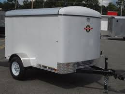 he purchased this cargo trailer for relatively