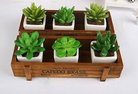 Best Wood Retro Do Old Square Flower Pots, Meaty Plant, Woody, Floral Organ  Containers Wooden Box,Flower Pots Planters Under $20.31 | Dhgate.Com
