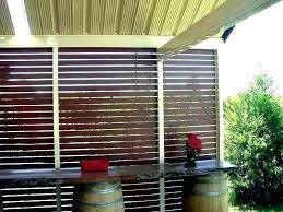 retractable privacy screens outdoor screen patio folding divider vertical indoo retractable privacy screens outdoor