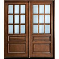 front doors glass panels inviting exterior wood doors with glass front door wood and glass
