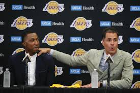 Lakers Gm Rob Pelinka Fails Trying To Cite Bible After Signing