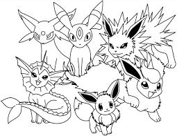 Những bức tranh tô màu Pokemon giúp bé thể hiện tư duy, tăng khả năng ghi  nhớ - Zicxa books