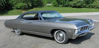 1967 Chevrolet Caprice | Connors Motorcar Company