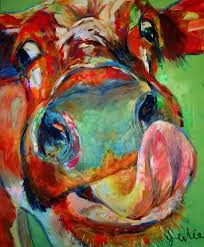 cow painting on canvas cow painting on canvas best cow painting ideas on cow art cow cow painting on canvas