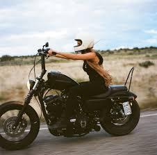 Black biker chicks riding big dicks