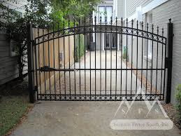 Pleasant Metal Fence Gate Designs 2 Metal Gates And Fencing Outdoor