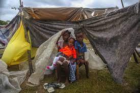 Haiti: Tropensturm setzt Menschen in ...