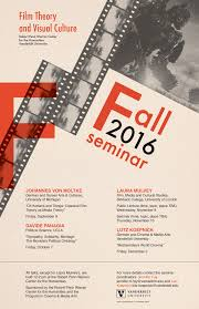 film theory and visual culture seminar cinema and media arts film