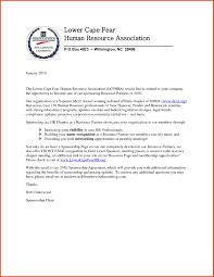 Sample Job Offer Letter Shrm Inspirational Corporate Sponsorship ...
