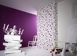 image of fabric wall covering ideas