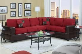 Furniture Elegant Cheap Sectional Sofas In Dark Brown For Living