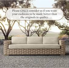 outdoor furniture restoration hardware. restoration hardware outdoor replacement cushions furniture