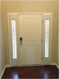 light entry doors with side panels front door glass