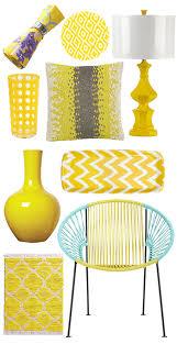 Yellow Home Decor Accents Interior Yellow Home Decor Interior Ideas Blue And Fabric Gray 12