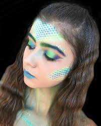 the best mermaid makeup ideas for