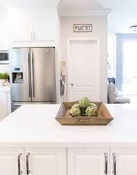 whiteikeamodernfarmhousestylekitchen1111lightlane1 modern white kitchen ikea70 modern