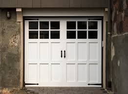 wood carriage garage doors. Real Carriage Doors Prices White Color Wood Garage
