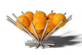 Decorative Bowl Of Fruit