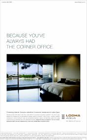Real Estate Hoarding Design Samples Lodha 1 Real Estate Ads Real Estate Advertising Real Estate