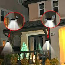 solar patio lights. Solar Exterior Wall Lights Luxury Patio For Outdoor  Solar Patio Lights