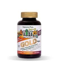 Nature's Plus <b>Source of Life Animal</b> Parade Gold Children's ...