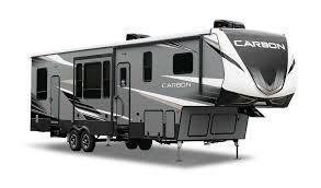 carbon luxury garage model toy haulers