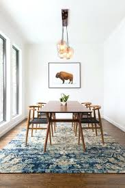 mid century modern dining room lighting the art of rug making with rugs mid century modern