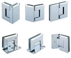 lovely glass shower door hinges amazing good quality glass hinge glass clamp shower door hings