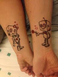 татуировки для пар креативные идеи парных тату для влюбленных