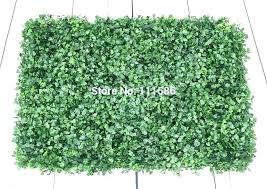 faux grass wall decor an unexpected and eye catching way to use artificial
