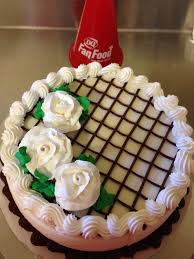 Simple Cake Design Pictures This Simple And Elegant Dairy Queen Cake Design Would Be A