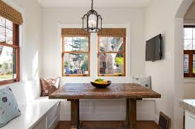 rustic kitchen nook navteo com the best and latest design