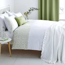 lime green black and white duvet covers green and white duvet cover sets calla green duvet