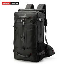 MAGIC UNION Brand Lock+ Cover + Bag Laptop Backpack Men ...