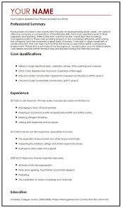 Technical Skills Cv Cv Sample With Transferable Skills Myperfectcv