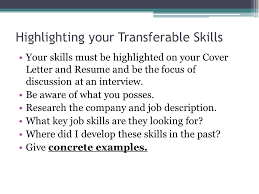 What Are Transferable Skills Do I Have Any Definition