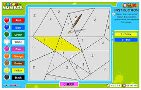 Our interactive activities are interesting and help children. Great Places To Color By Number Online For Free