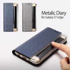 ceecloud rakuten global market galaxy s7 edge case handbook zenus metallic diary then metallic diary galaxy s7 edge hand book galaxy s7 edge cover