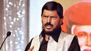 Ramdas Athawale Calls Review Meeting In His Visit To Pasighat