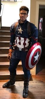 self self my captain america civilwar