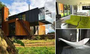 Grand Designs Container House Ireland Grand Designs Shipping Container House Built By Farmer To