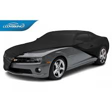 graphical printed camaro custom indoor cover