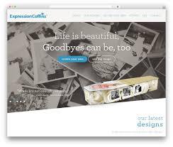 Thrive Web Design Expression Coffins Theme Wordpress By Thrive Web Design