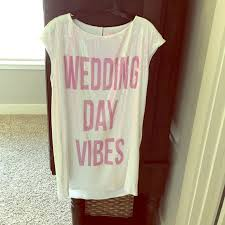 13% off hayley paige dresses & skirts hayley paige wedding day Wedding Day Vibes Hayley Paige hayley paige wedding day vibes hologram dress hayley paige wedding day vibes robe
